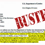 Showdown in NC: Read the ultimatum the DOJ sent NC